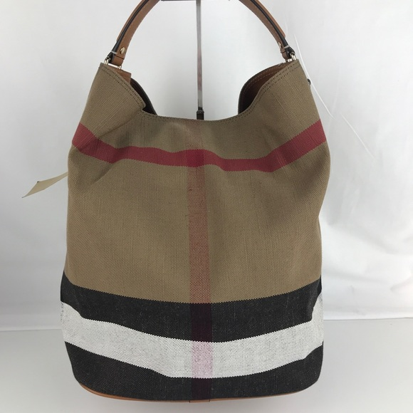 3c0ea475756f3c Burberry Bags | New Medium Ashby Check Print Tote Bag | Poshmark